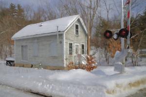 Railroad House